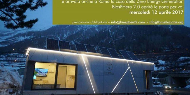 Zero Energy Generation